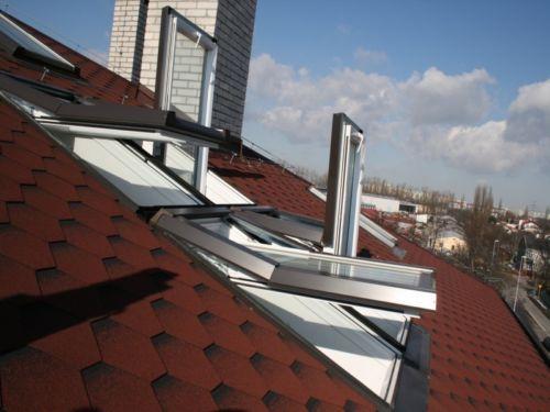 Pvc kunststoff dachfenster skylight eindeckrahmen - Dachfenster skylight ...
